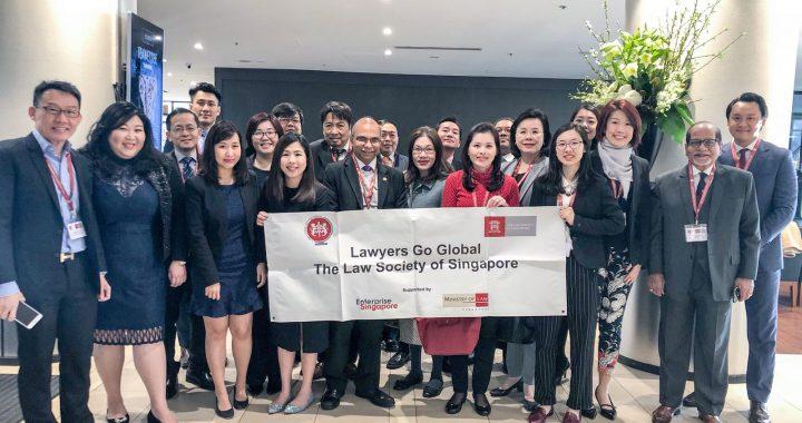Lawyers Go Global - Sydney